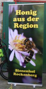 Bienenhof Rockenberg - Honig aus der Region